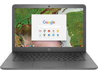 "HP Chromebook 14"" G5 Intel Celeron 4GB RAM 16GB SSD"