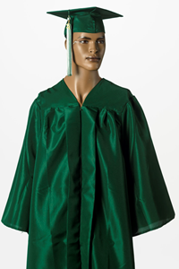 Graduation Cap and Gown Certficate
