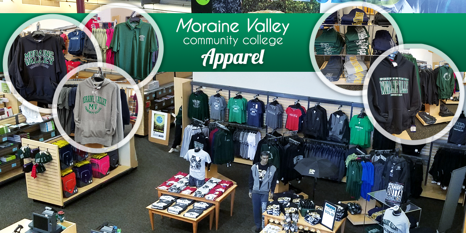 Welcome   Moraine Valley Community College Bookstore